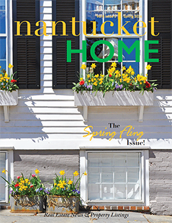 Nantucket Home - Spring 2016 Issue